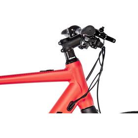 ORBEA Gain F20 Elcykel City röd